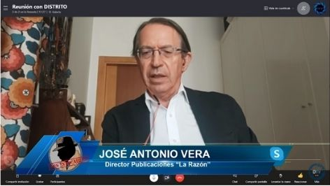JOSÉ ANTONIO VERA: LAS ELECCIONES EN MADRID VAN A REFLEJARSE A FAVOR DEL PP EN LAS GENERALES