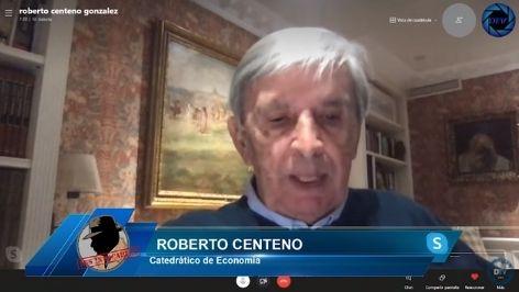 ROBERTO CENTENO: ¡ES GROTESCO QUE SÁNCHEZ CRITIQUE LA GESTIÓN DE AYUSO!