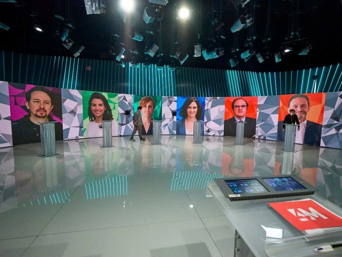 Debate Telemadrid