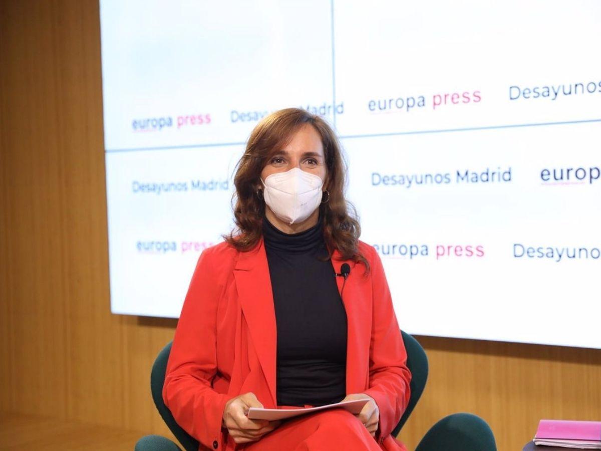 4M.- Mónica García anuncia la reconversión del Zendal en un 'health lab' siguiendo el modelo de Medialab-Prado