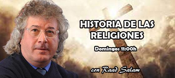 HSITORIA DE LAS RELIGIONES