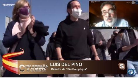 LUIS DEL PINO DESENMASCARA A PABLO IGLESIAS