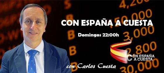 CON ESPAÑA A CUESTA
