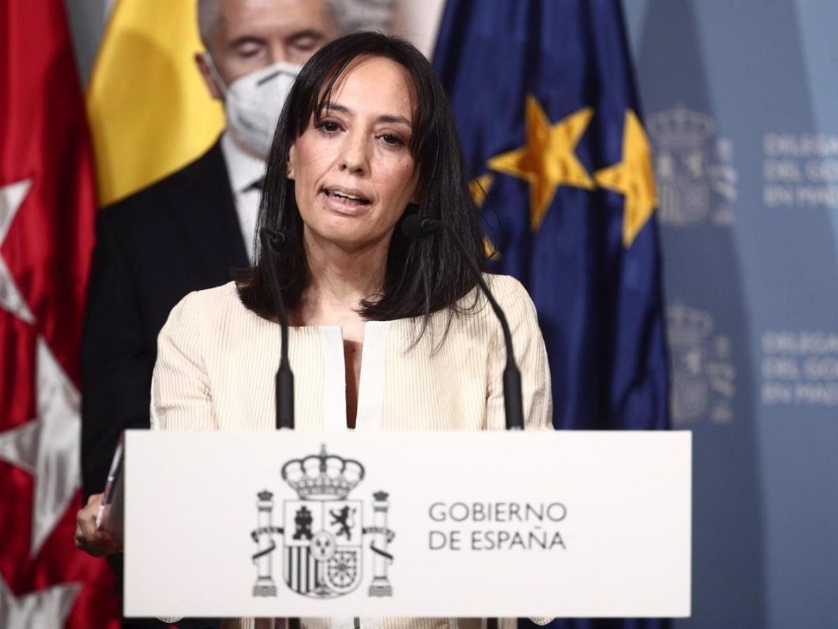 """Mercedes González alienta a Ayuso a ser """"valiente"""" y aplicar toque de queda: """"Una falsa libertad lleva a un libertinaje"""""""