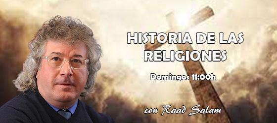 HSITORIA DE LAS RELIGIONES 560x250