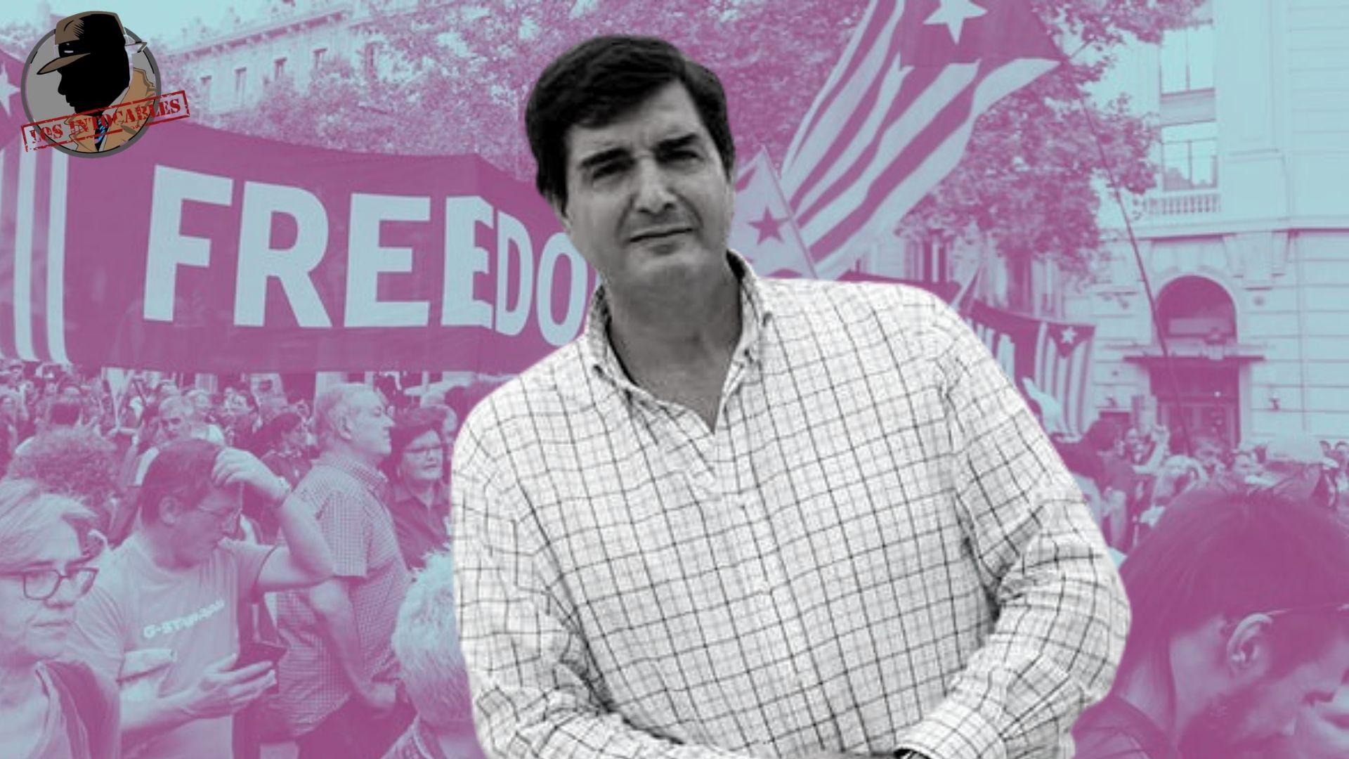 JUAN DE DIOS DÁVILA: LA PRESENCIA DE ESPAÑA EN CATALUÑA ES GARANTÍA DE LIBERTAD Y JUSTICIA