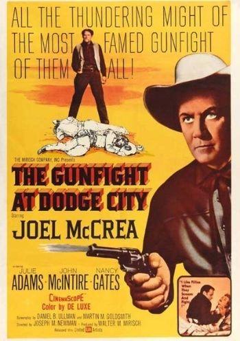 el sheriff de Dodge City
