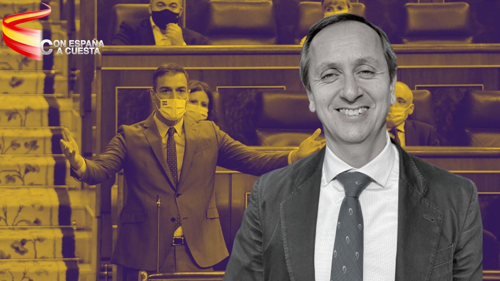 CARLOS CUESTA: EL GOBIERNO ESTÁ DISPUESTO A ENTREGAR LO QUE HAGA FALTA A LOS GOLPISTAS