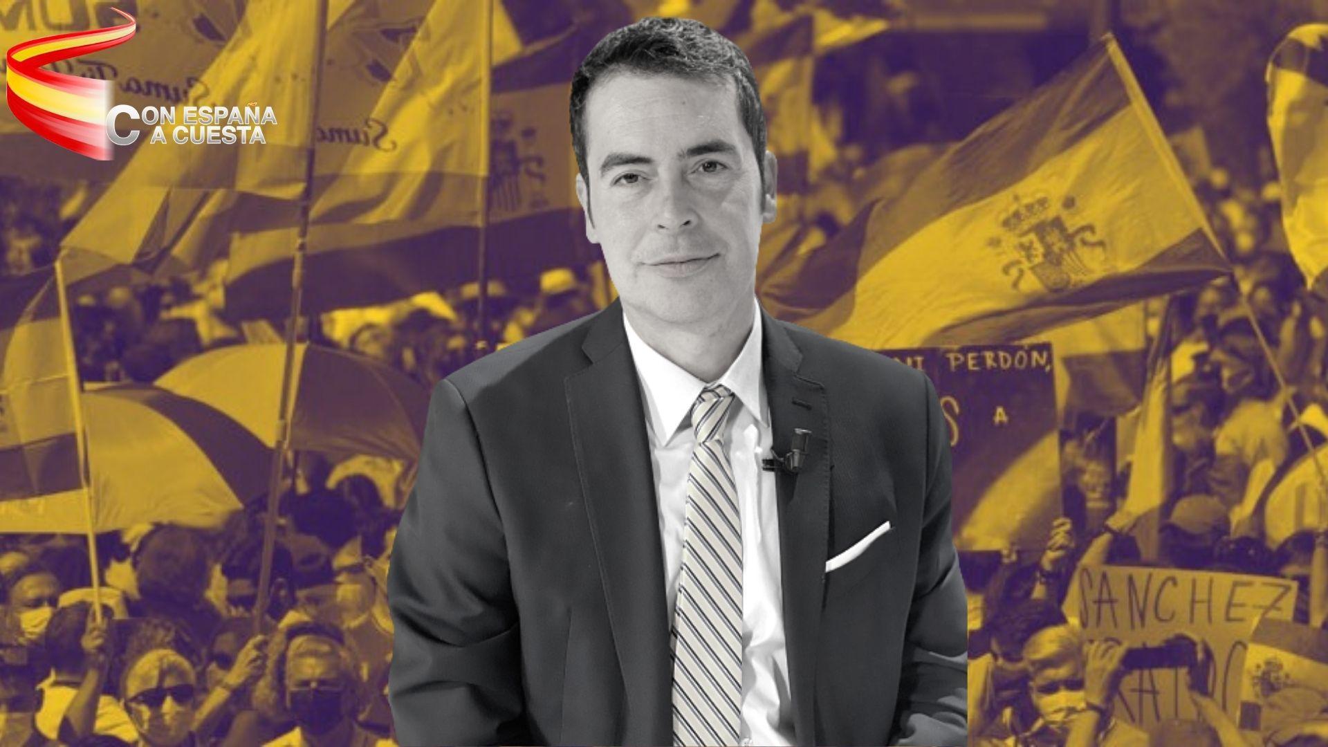 JESÚS Á. ROJO: EL GOBIERNO ESTÁ PONIENDO DE RODILLAS A ESPAÑA POR PERMANECER EN LA MONCLOA