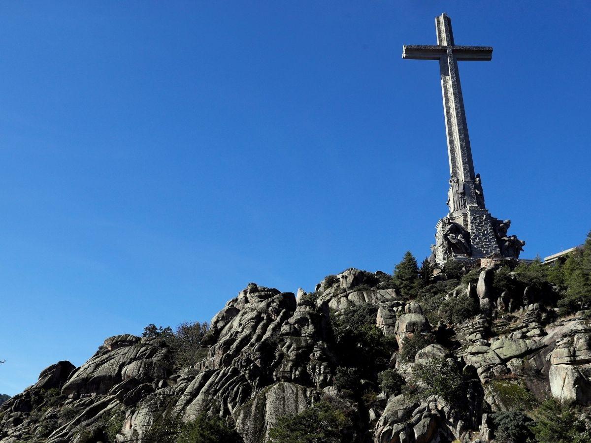 Exhumación de los restos de Franco del Valle de los Caídos