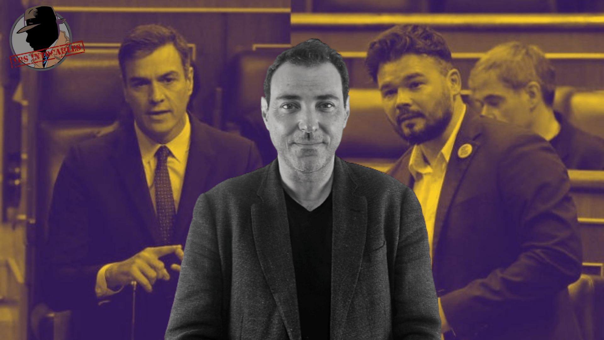 JUAN CARLOS BERMEJO DESVELA EL OSCURO PLAN DE SÁNCHEZ EN CATALUÑA