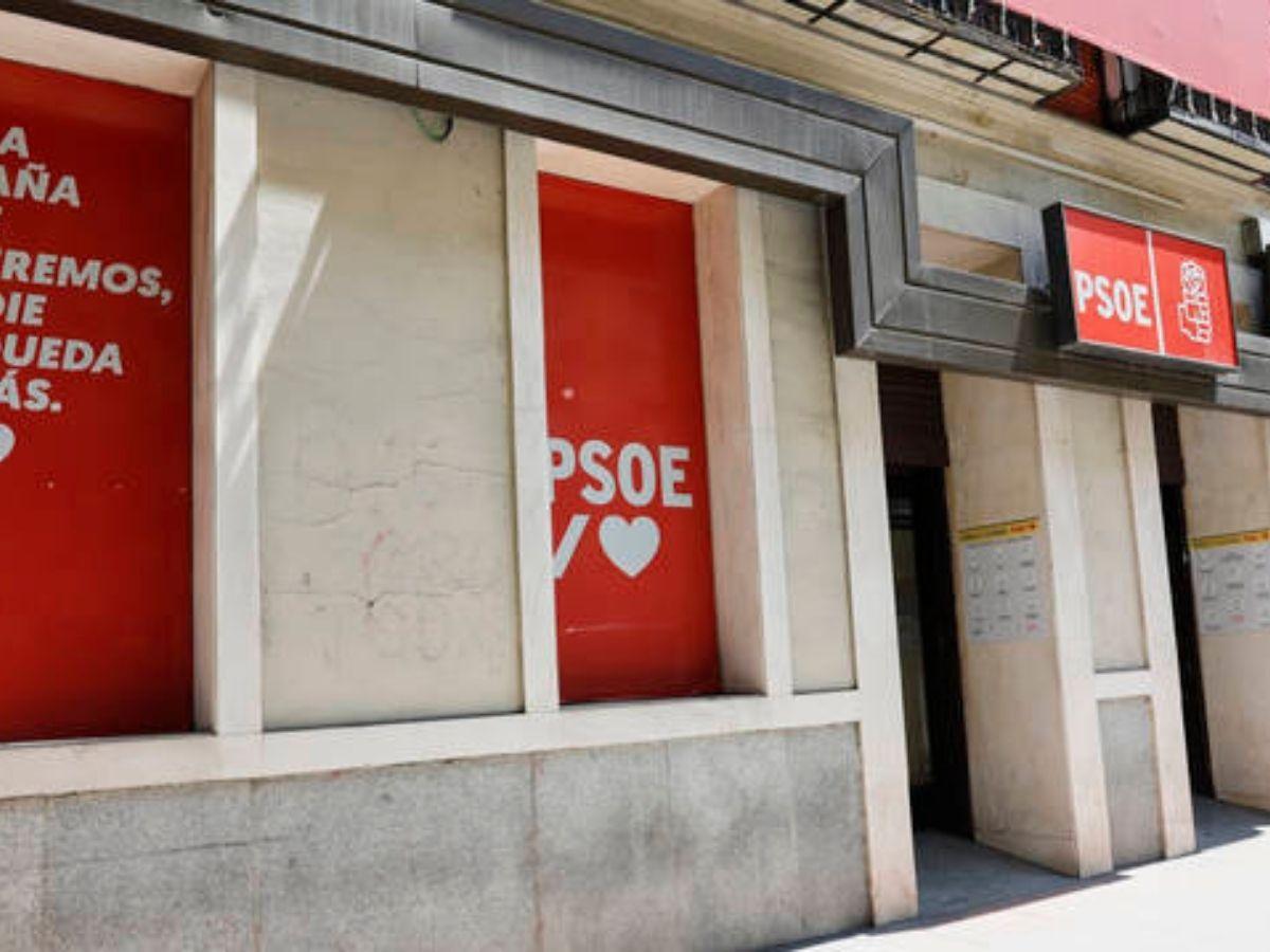 Sede Nacional del PSOE.