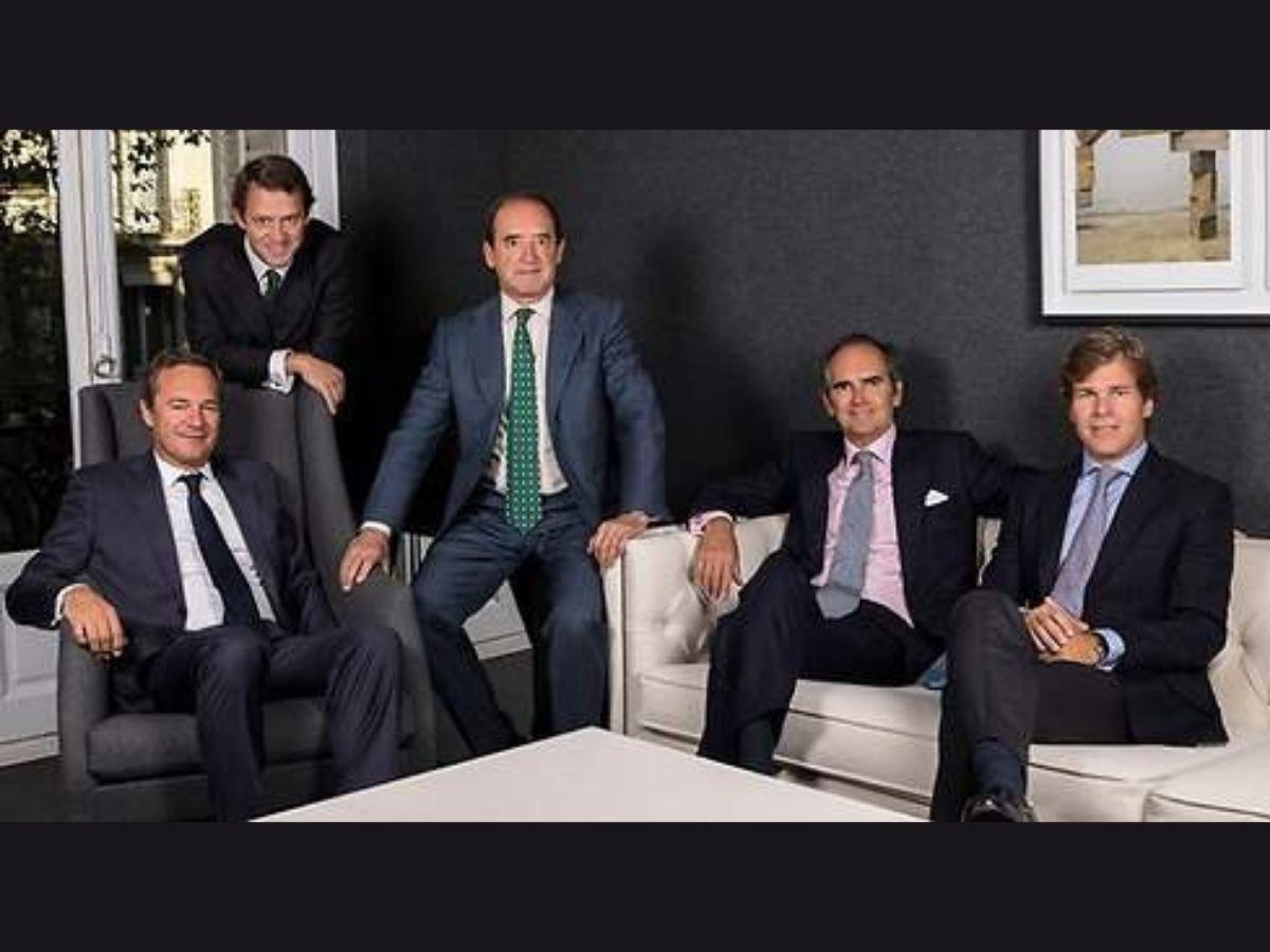 Íñigo Sánchez-Asiaín y sus socios de Portobello Capital